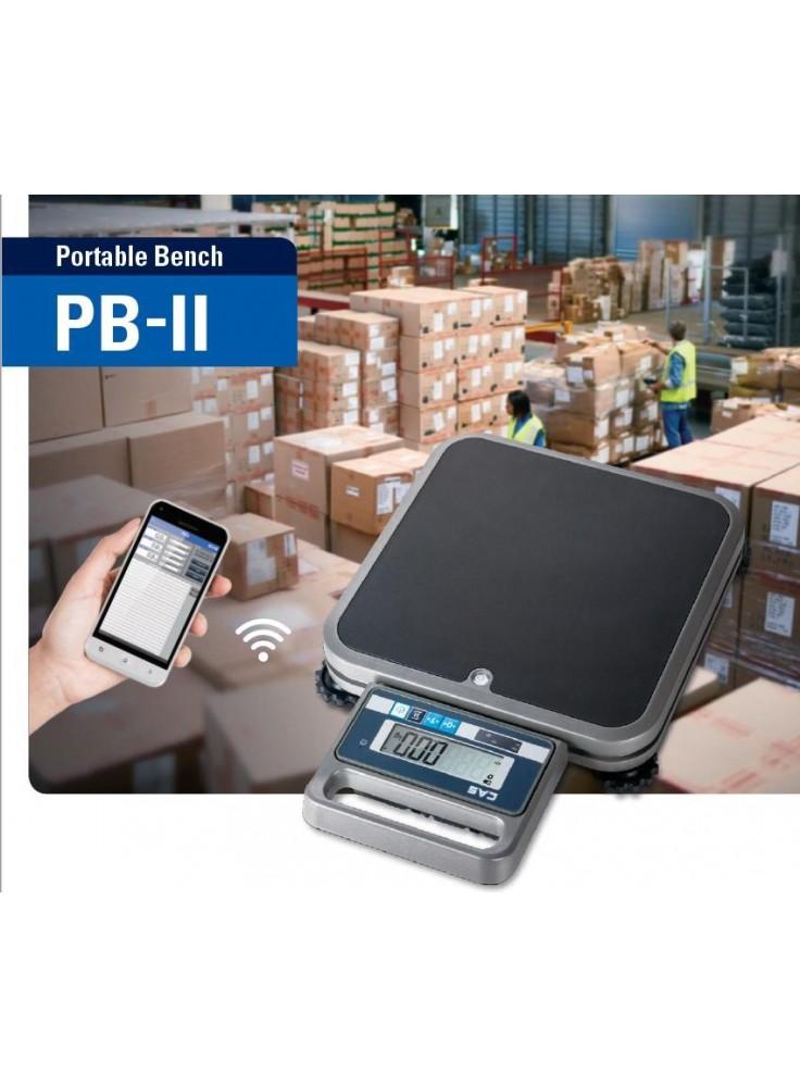 CAS PB-II serija